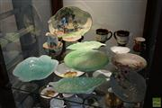 Sale 8288 - Lot 91 - Royal Winton Cabbage Dish with Other Ceramics incl. Royal Doulton
