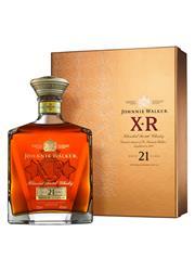 Sale 8290 - Lot 433 - 1x Johnnie Walker XR 21YO Blended Scotch Whisky - in box