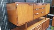 Sale 8395 - Lot 1074 - Quality Meredew Teak Sideboard