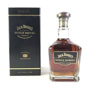 Sale 8830W - Lot 54 - Jack Daniels Single Barrel Select - 2014 Second Generation Tennessee Whiskey - 45% ABV, 700ml