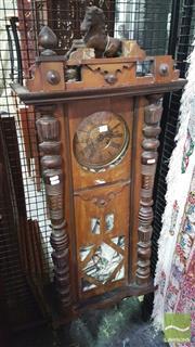 Sale 8375 - Lot 1020 - Vienna Wall Clock