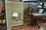 Sale 8472 - Lot 1091 - Small Oriental Screen