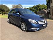Sale 8776A - Lot 5 - Mercedes-Benz Model: B200 Body: 5 Door Hatch Year: 2012 Reg No: DSV 01D Reg Exp: 12/8/19 Ext Colour: Blue     Int Colo...