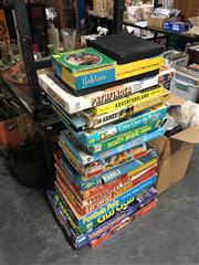 Sale 8827T - Lot 648 - Collection of Board Games inc Yahtzee, Badmngton and others