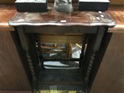 Sale 8893 - Lot 1043 - Barley Twist Side Table