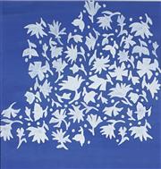 Sale 8980A - Lot 5079 - Una Foster (1912 - 1996) - Untitled (Graphics) 16.5 x 15.5 cm (mount: 56 x 46 cm)