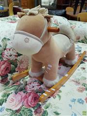 Sale 8629 - Lot 1088 - Rocking Horse