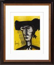 Sale 8703A - Lot 64 - Bernard Buffet - Torero 31 x 23.5cm