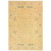 Sale 8761C - Lot 25 - A Vintage Turkish Oushak Carpet, Hand-knotted Wool, 300x203, RRP $ 4,200