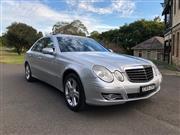 Sale 8776A - Lot 4 - Make: Mercedes-Benz Model: E350 Avantgarde Body: Sedan Year: 2006 Reg No: EBS 29S Reg Exp: 8/2/20 Ext Colour: Iridium Si...