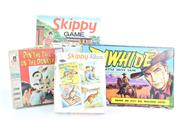Sale 8827T - Lot 654 - Collection of Board Games inc Pin the Tail on the Donkey, Skippy and Puzzles