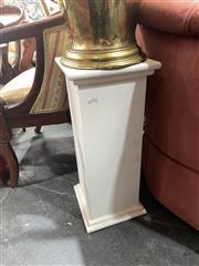 Sale 8896 - Lot 1072 - Timber Plinth