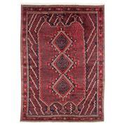 Sale 8910C - Lot 7 - Persian Tribal Afshar Rug, 210x149cm, Handspun Wool