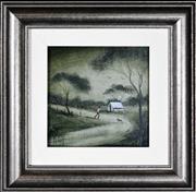 Sale 8363 - Lot 509 - Kym Hart (1965 - ) - Mans Best Friend 15 x 15cm