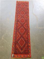 Sale 8593 - Lot 1060 - Persian Balouch Runner (250 x 61cm)