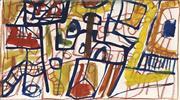 Sale 8722A - Lot 5090 - Peter Ferguson (1956 - ) - Untitled 13 x 23cm