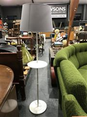 Sale 8805 - Lot 1032 - Pair of Modern Floor Lamps