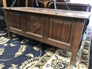 Sale 8822 - Lot 1550 - Small Oak Trunk
