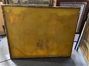Sale 8914 - Lot 2068 - Artist Unknown - Novice Monks acrylic, 83 x 103cm, signed