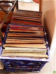 Sale 8582 - Lot 2363 - 2 Boxes of LP records