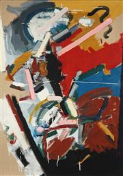 Sale 8847 - Lot 579 - Rod Withers (1946 - 1988) - Untitled, 1977 152 x 106.5cm