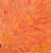 Sale 8288A - Lot 1 - Gloria Petyarre (c1945 - ) - Bush Medicine Leaves 60 x 60cm