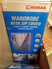 Sale 8663 - Lot 2167 - Romak Wardrobe Kit with Zip Cover, in box