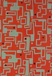 Sale 8980A - Lot 5078 - Una Foster (1912 - 1996) (2 works) - Untitled (Graphics) 15.5 x 11 cm (mount: 56 x 45.5 cm); 10 x 8.5 cm (mount: 56 x 45.5 cm)