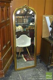 Sale 8310 - Lot 1592 - Gilt Framed Mirror