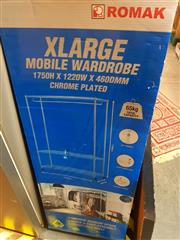 Sale 8663 - Lot 2165 - Romak Wardrobe Kit with Zip Cover, in box