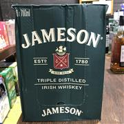 Sale 8801W - Lot 33 - 6x Jameson Irish Whiskey, 700ml