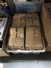 Sale 8819 - Lot 2308 - Collection of 24 Dulux Spray Cans of White and Blue