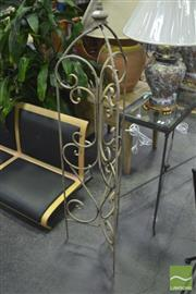 Sale 8289 - Lot 1050 - Metal Stand