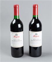 Sale 8379A - Lot 39 - 2 x 1997 Penfolds Old Vine Shiraz Grenache Mourvedre, Barossa Valley