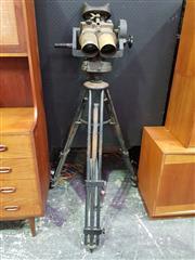 Sale 8661 - Lot 1053 - Vintage Military Binoculars
