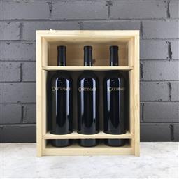 Sale 9109W - Lot 879 - 3x 2014 Cardinale Cabernet Sauvignon, Napa Valley - in timber box
