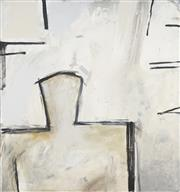 Sale 8755A - Lot 5007 - After Graham Fransella - Figure #3 101.5 x 91.5cm