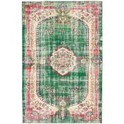 Sale 8761C - Lot 32 - A Vintage Turkish Damali Carpet, Hand-knotted Wool, 261x174cm, RRP $3,250