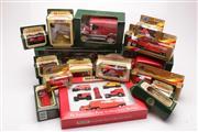 Sale 9057 - Lot 79 - A Large Collection Of Matchbox Australia Post Models (23)