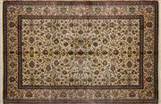 Sale 8290A - Lot 97 - Kashmiri Silk 278cm x 186cm RRP $8000