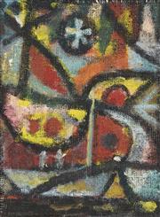 Sale 8732 - Lot 577 - Peter Ferguson (1956 - ) - Untitled, 2000 47.5 x 34.5cm