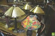 Sale 8371 - Lot 1045 - Collection of 7 Table Lamps