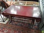Sale 8601 - Lot 1511 - Drop Side Sofa Table