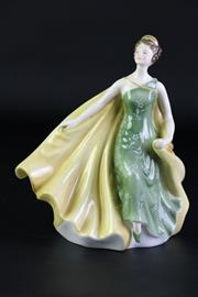 Sale 8894 - Lot 22 - Royal Doulton Alexandra Lady Figure (height - 21cm)