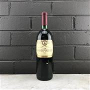 Sale 8933W - Lot 72 - 1x 1988 Warrenmang Grand Pyrenees Red Blend, Pyrenees