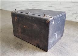 Sale 9151 - Lot 1049 - Vintage model T ford boot (h:64 x w:86 x d:50cm)