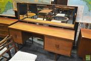 Sale 8364 - Lot 1078 - Koford-Larsson Design for G-Plan Teak Dressing Table