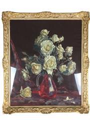 Sale 8607R - Lot 60 - Allan Bernaldo - Watercolour (61 x 49cm)