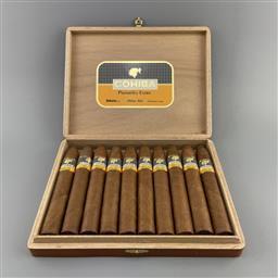 Sale 9250W - Lot 783 - Cohiba Piramides Extra Cuban Cigars - box of 10 cigars, stamped July 2012