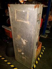 Sale 8668 - Lot 2085 - Large Shipping Box